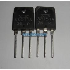 2SC6011+2SA2151