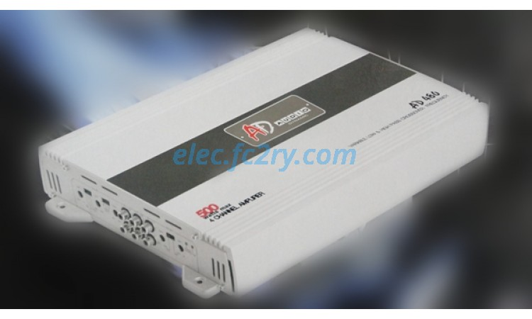 Power 500watt 4CH AD - Eshop อะไหล่อิเล็กทรอนิกส์