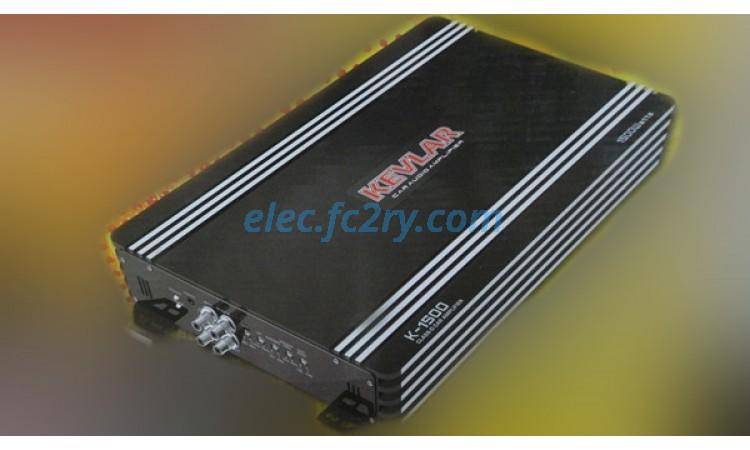 Power 1500watt Class D KEVLAR - Eshop อะไหล่อิเล็กทรอนิกส์