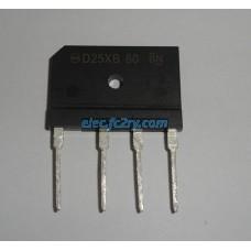diode d25xb80