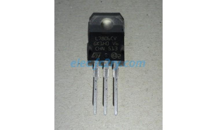 IC7806CV - Eshop อะไหล่อิเล็กทรอนิกส์
