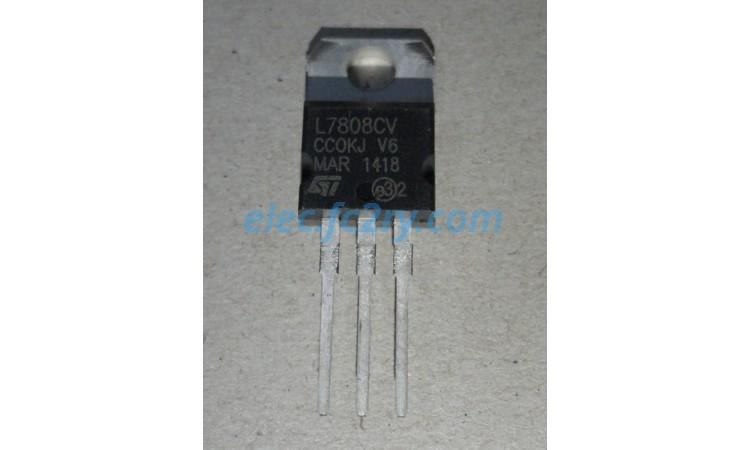 IC7808 L7808CV - Eshop อะไหล่อิเล็กทรอนิกส์