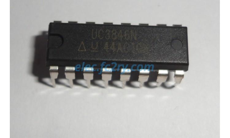 IC UC3846 - Eshop อะไหล่อิเล็กทรอนิกส์