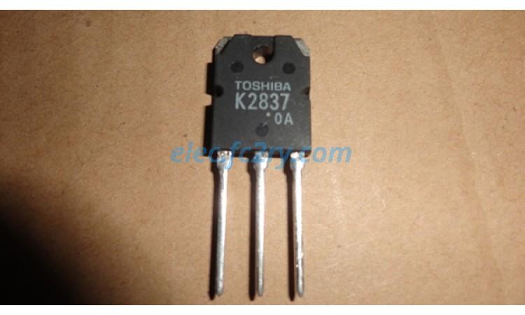 MOSFET 2SK2837  - Eshop อะไหล่อิเล็กทรอนิกส์