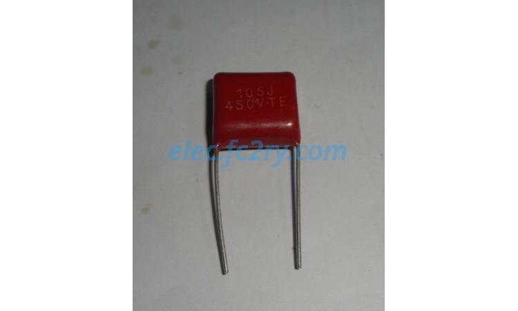 Capacitors105/450v - Eshop อะไหล่อิเล็กทรอนิกส์