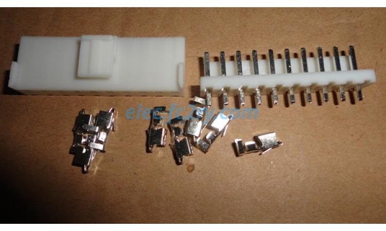 connector vh3.96 - 10pin - Eshop อะไหล่อิเล็กทรอนิกส์