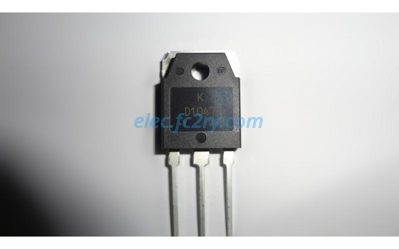 Transistor 2S D1047